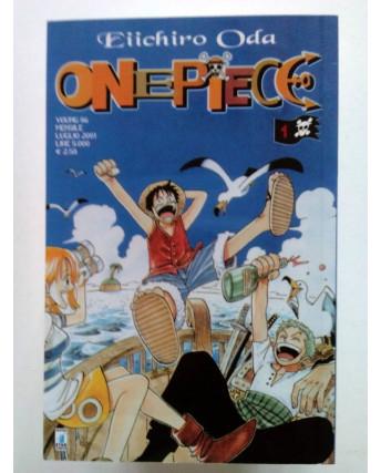 One Piece n. 1 di Eiichiro Oda NUOVO  ed. Star Comics