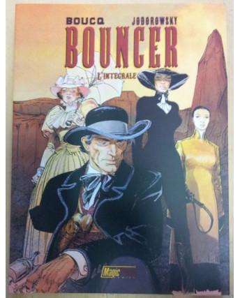Bouncer: l'INTEGRALE di Jodorowsky e Boucq ed.Magic Press NUOVO SCONTO 50%