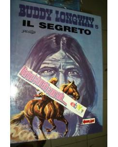 """Buddy Longway 5   """"il segreto"""" volume cartonato di Derib ed.Comic Art FU02"""