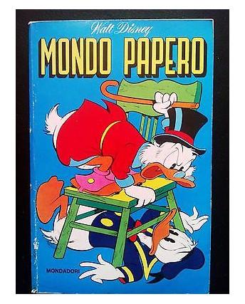 Classici Disney Prima Serie MONDO PAPERO - 1971  * con bollino punti!