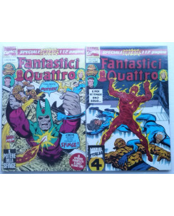 Fantastici Quattro - F4 1/2 Completa - Edizioni Marvel Italia