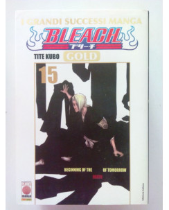 Bleach Gold Deluxe n. 15 di Tite Kubo - ed.Panini * SCONTO 40% *