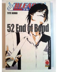 Bleach n.52 di Tite Kubo * Prima Edizione Planet Manga
