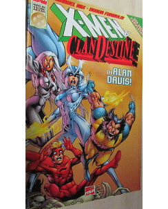 Marvel Mix n. 12 X Men e Clandestine di A.Davis storia completa ed.Marvel Italia