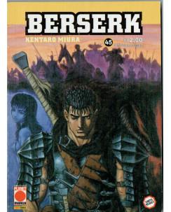 Berserk n. 45 di Kentaro Miura - Prima Edizione Planet Manga