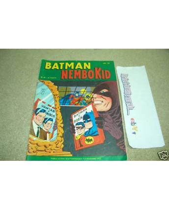 76)Superalbo Nembo Kid Batman n.71*RARO****************