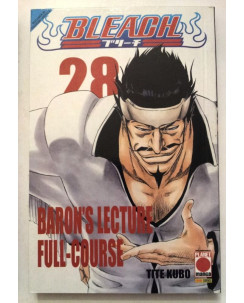 Bleach n.28 di Tite Kubo * Seconda Ristampa Planet Manga