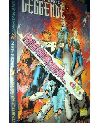 Marvel Mega n. 10 Marvel Heroes Leggende