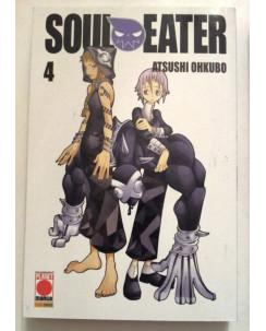 Soul Eater n. 4 di Atsushi Ohkubo - Seconda Ristampa Planet Manga