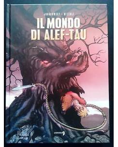 Il Mondo di Alef-Tau di Jodorowsky, Nizzoli - SCONTO 40% - NUOVO!