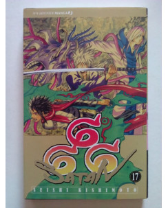 666 Satan di Seishi Kishimoto N.17 ed. Jpop