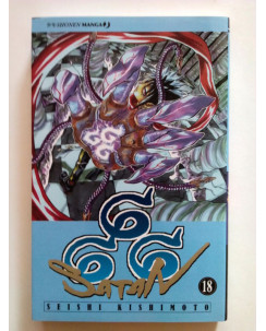 666 Satan di Seishi Kishimoto N.18 ed. Jpop
