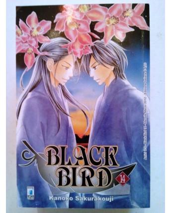 Black Bird 14 di Kanoko Sakurakouji - OFFERTA! - ed. Star Comics