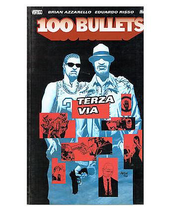 100 Bullets terza via di Azzarello Risso ed.Magic Press sconto 50%