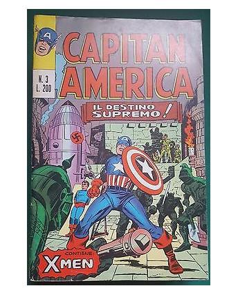 Capitan America n.  3 ed.Corno