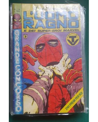 Il settimanale de l'Uomo Ragno e dei Super-Eroi Marvel n.  6 ed. Corno
