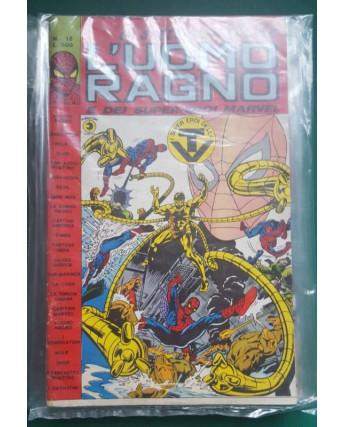 Il settimanale de l'Uomo Ragno e dei Super-Eroi Marvel n. 18 ed. Corno