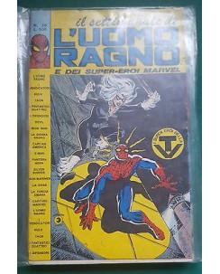 Il settimanale de l'Uomo Ragno e dei Super-Eroi Marvel n. 20 ed. Corno