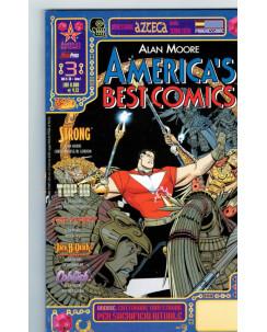 American Best Comics  3 di Alan Moore ed.Magic Press sconto 50%