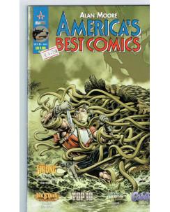 American Best Comics  5 di Alan Moore ed.Magic Press sconto 50%