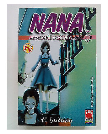 Nana Collection n.  3 di Ai Yazawa * Prima ed. Planet Manga