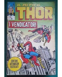 Thor n.  5 ed. Corno