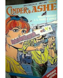 Best Comics n. 30 Cinder e Ashe ed.Comic Art FU01
