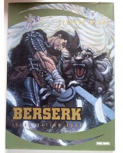 Berserk Illustration Book di Kentaro Miura - ArtBook ed. Planet Manga