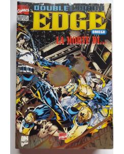 Marvel Crossover n. 18 Double Edge Omega La Morte Di... ed. Marvel Italia