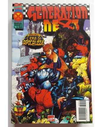 Marvel Crossover n. 14 Generation Next L'Era di Apocalisse ed. Marvel Italia
