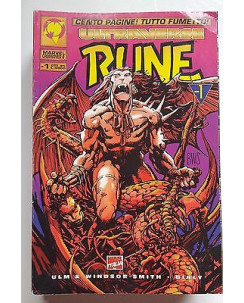 Marvel Crossover n.  8 Ultraverse Rune ed. Marvel Italia