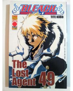 Bleach n.49 di Tite Kubo * Prima Edizione Planet Manga
