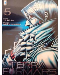 Terra Formars 5 ed Star Comics sconto 10%