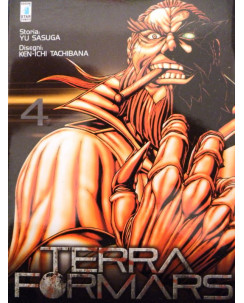 Terra Formars 4 ed Star Comics sconto 10%