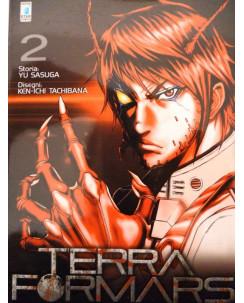 Terra Formars 2 ed Star Comics sconto 10%