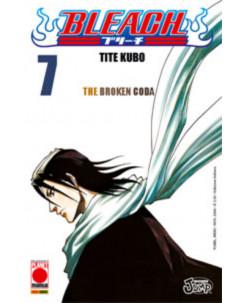 Bleach n. 7 di Tite Kubo * Prima Edizione Planet Manga