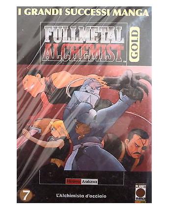 Fullmetal Alchemist Gold 7 di Hiromu Arakawa ed Panini
