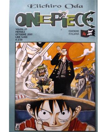 One Piece n. 4 di Eiichiro Oda ed Star Comics sconto 10%