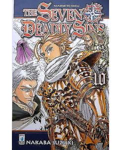 The Seven Deadly Sins n.10  ed Star Comics