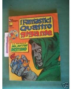 Fantastici 4 n.08 serie cronologica Corno*tutti in asta