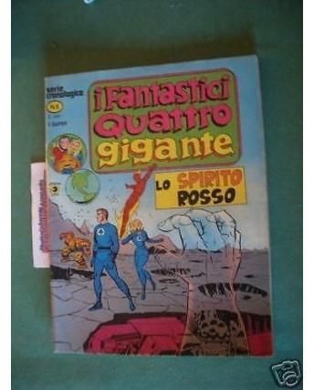 Fantastici 4 n.06 serie cronologica Corno*tutti in asta