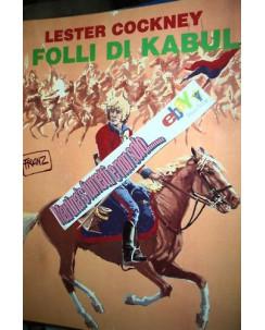 Grandi Eroi n. 9 i folli di Kabul di Franz ed.Comic Art FU01