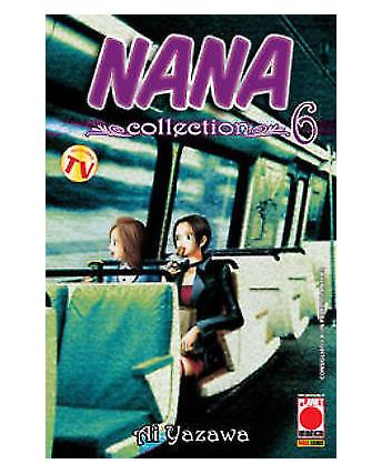 Nana Collection n.  6 di Ai Yazawa * Prima ed. Planet Manga