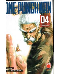 ONE-PUNCH MAN  4 prima edizione di One/Murata ed.Panini