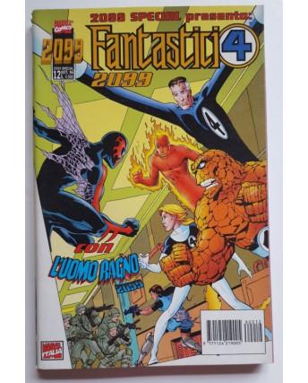 2099 Special n.12 Fantastici 4 2099 con L'Uomo Ragno  ed. Marvel Italia