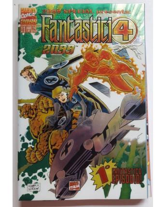 2099 Special n.11 Fantastici 4 2099 ed. Marvel Italia