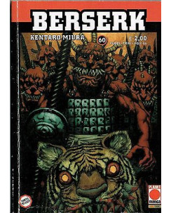 Berserk n. 60 di Kentaro Miura - Prima Edizione Planet Manga
