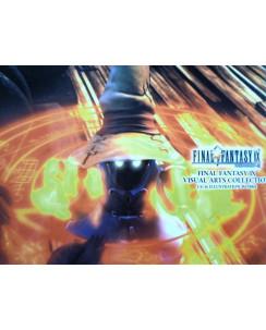 FINAL FANTASY IX VISUAL ARTS COLLECTION [CG & ILLUSTRATION WORKS] DigiCube FU03