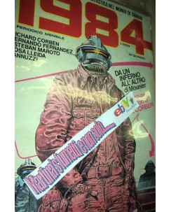 1984 n. 15 rivista con POSTER*Corben*Fernandez*Maroto