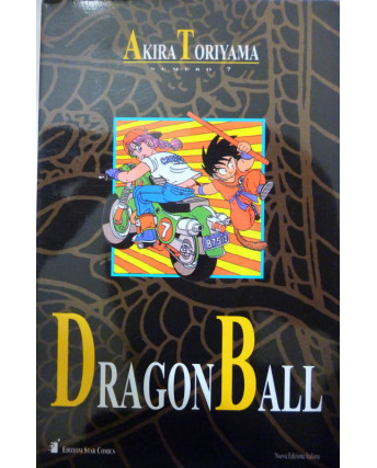 DRAGON BALL BOOK EDITION n. 7, di Akira Toriyama, ed. STAR COMICS